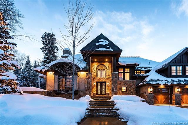 2352 W Red Pine Court, Park City, UT 84098 (MLS #11807582) :: High Country Properties