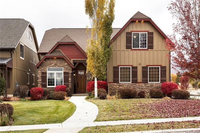 1163 Springer View Drive #6, Midway, UT 84049 (MLS #11807664) :: The Lange Group
