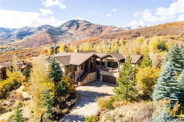 11 Eagle Landing Court, Park City, UT 84060 (MLS #11807673) :: High Country Properties