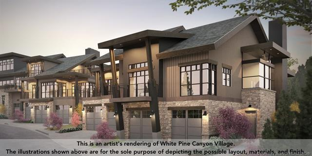 1890 Stone Hollow Court #4, Park City, UT 84098 (MLS #11807683) :: The Lange Group
