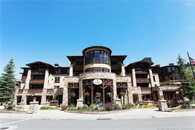 7815 Royal Street E East B288, Park City, UT 84060 (MLS #11807685) :: The Lange Group