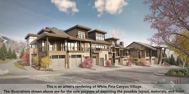 1920 Stone Hollow Court #8, Park City, UT 84098 (MLS #11807698) :: The Lange Group