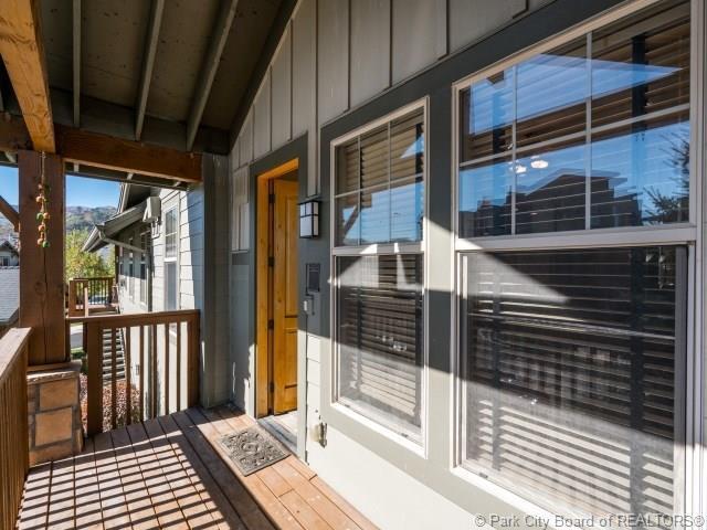 1541 Redstone Avenue C-15, Park City, UT 84098 (MLS #11807742) :: High Country Properties
