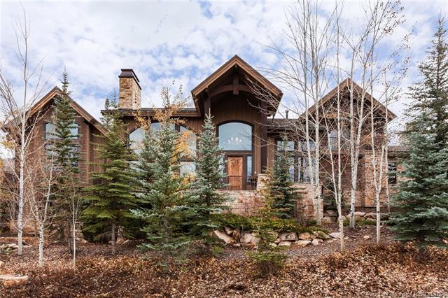 2325 W Red Pine Road, Park City, UT 84098 (MLS #11807802) :: High Country Properties