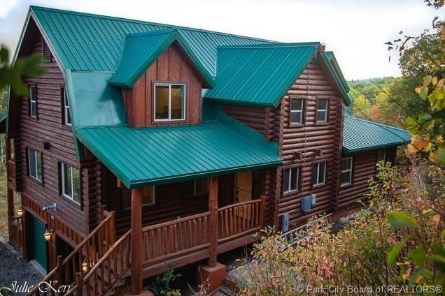 785 W Artist Point Drive, Wanship, UT 84017 (MLS #11807849) :: High Country Properties