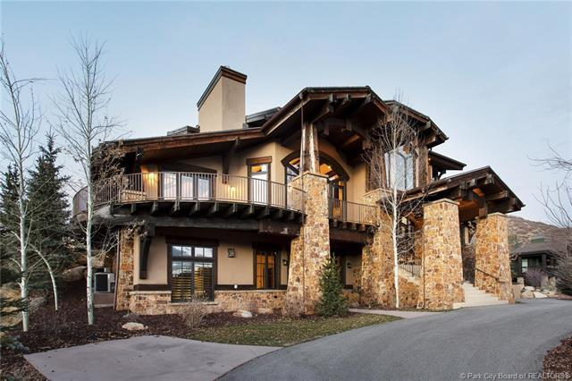 8448 N Trails Drive, Park City, UT 84098 (MLS #11807883) :: Lookout Real Estate Group