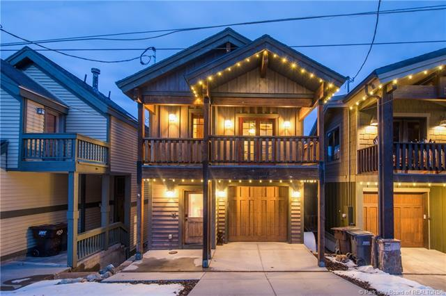 1118 Lowell Avenue, Park City, UT 84060 (MLS #11807907) :: High Country Properties