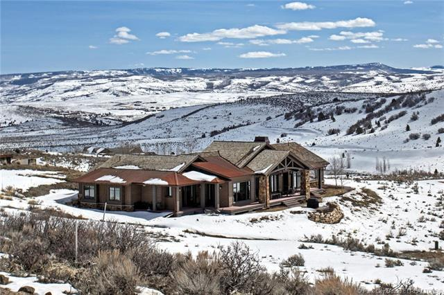 3780 E Tuhaye Hollow Road, Kamas, UT 84036 (#11807909) :: Red Sign Team