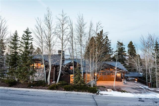 7051 Silver Lake Drive, Park City, UT 84060 (MLS #11807990) :: The Lange Group
