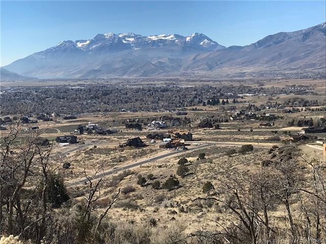 1417 N Gold Mountain Cir (Lot 467), Heber City, UT 84032 (MLS #11807995) :: The Lange Group