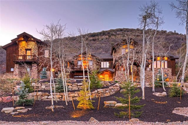 4820 Bear View Drive, Park City, UT 84098 (MLS #11808013) :: Lookout Real Estate Group