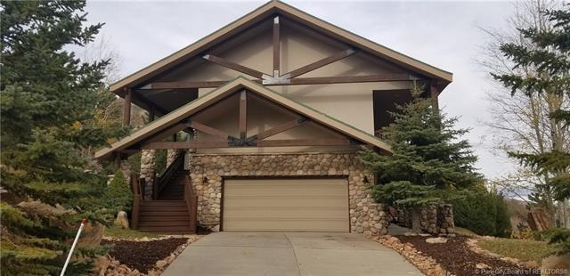 7365 Pine Ridge Drive, Park City, UT 84098 (MLS #11808018) :: Lookout Real Estate Group