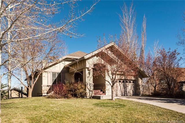 4058 Worthington Drive, Park City, UT 84098 (MLS #11808025) :: High Country Properties