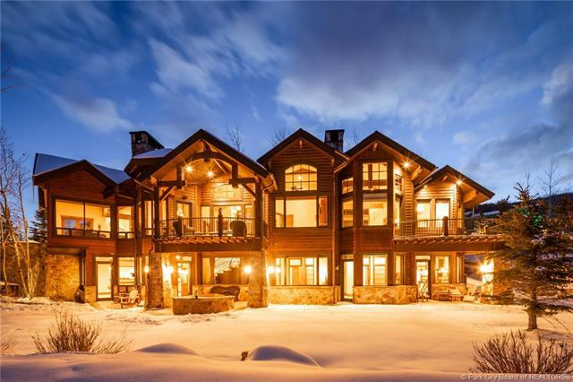 7698 Glenwild Drive, Park City, UT 84098 (#11808045) :: Red Sign Team