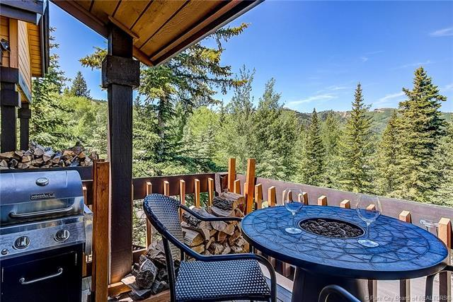 7987 Ridgepoint Drive #106, Park City, UT 84060 (MLS #11808071) :: High Country Properties