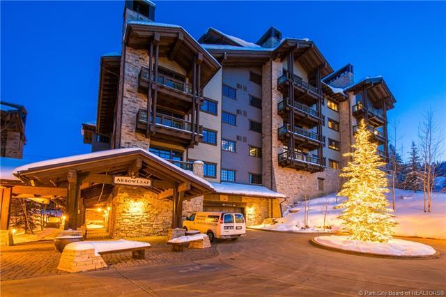 8880 Empire Club Drive #515, Park City, UT 84060 (MLS #11808102) :: High Country Properties