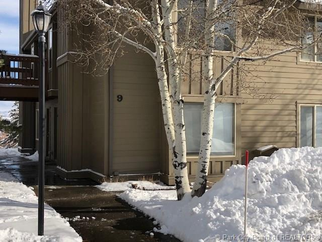 2100 Canyons Resort Drive 9-B1, Park City, UT 84098 (#11808140) :: Red Sign Team