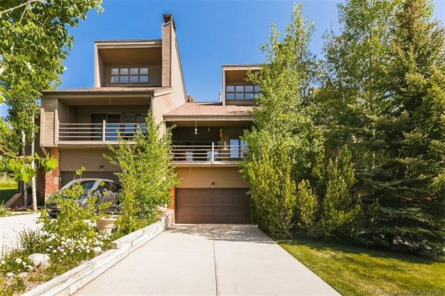 4122 Saddleback, Park City, UT 84098 (MLS #11808155) :: High Country Properties