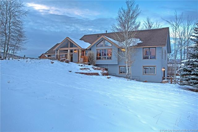 6 Knob Hill, Park City, UT 84098 (MLS #11808159) :: The Lange Group