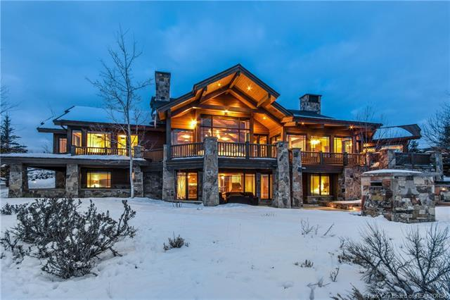 2832 Blue Sage Trail, Park City, UT 84098 (MLS #11808184) :: High Country Properties