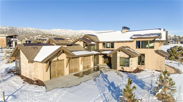 532 N Red Mountain Crt (Lot 219), Heber City, UT 84032 (#11808195) :: Red Sign Team