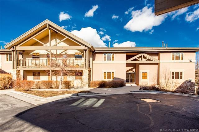 2260 Park Avenue #4, Park City, UT 84060 (MLS #11808199) :: High Country Properties