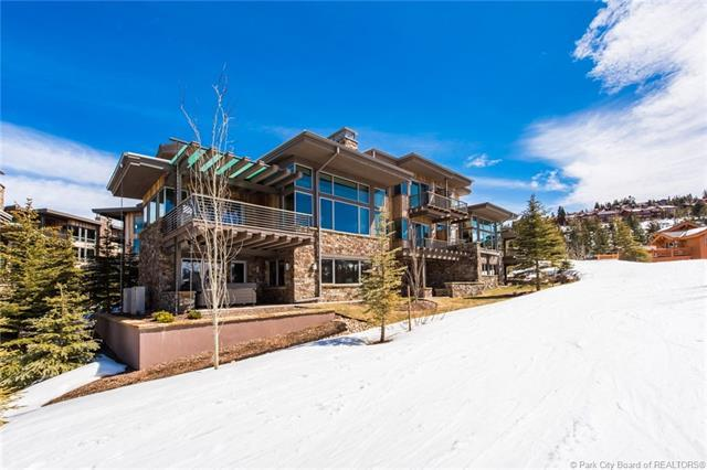 6981 Stein Circle #4, Park City, UT 84060 (MLS #11808217) :: High Country Properties