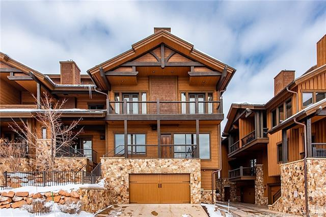 4165 Willow Draw Road #101, Park City, UT 84098 (MLS #11808243) :: High Country Properties