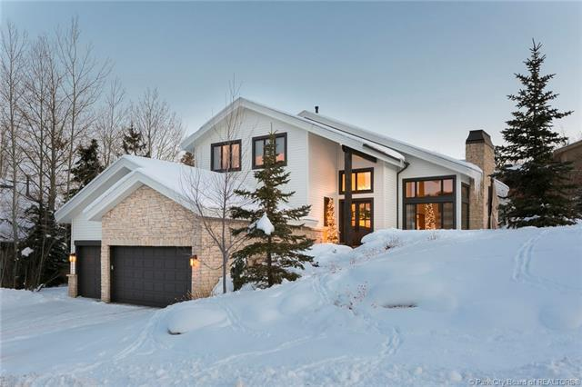 2611 Aspen Springs Drive, Park City, UT 84060 (MLS #11808256) :: High Country Properties