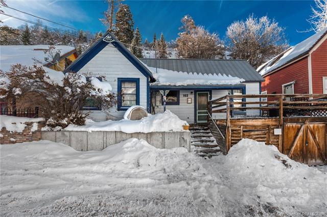 162 Daly Avenue, Park City, UT 84060 (#11808323) :: Red Sign Team