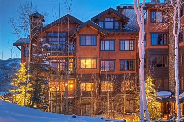 8894 Empire Club Drive #308, Park City, UT 84060 (MLS #11808325) :: High Country Properties