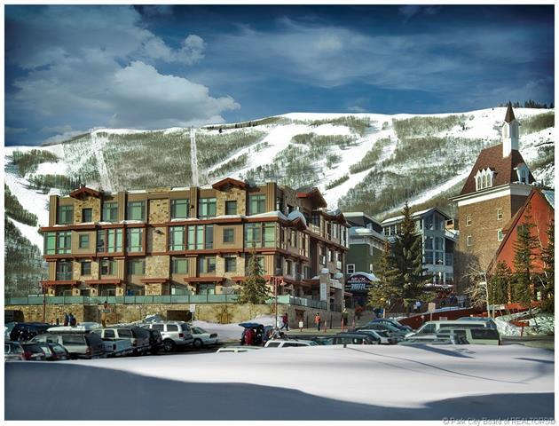 1335 Lowell Avenue #103, Park City, UT 84060 (MLS #11808338) :: High Country Properties