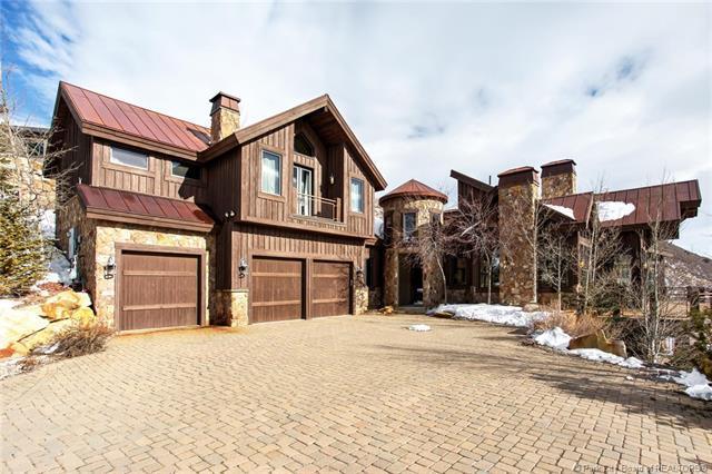 11362 N Snowtop Road, Park City, UT 84060 (MLS #11808351) :: Lookout Real Estate Group