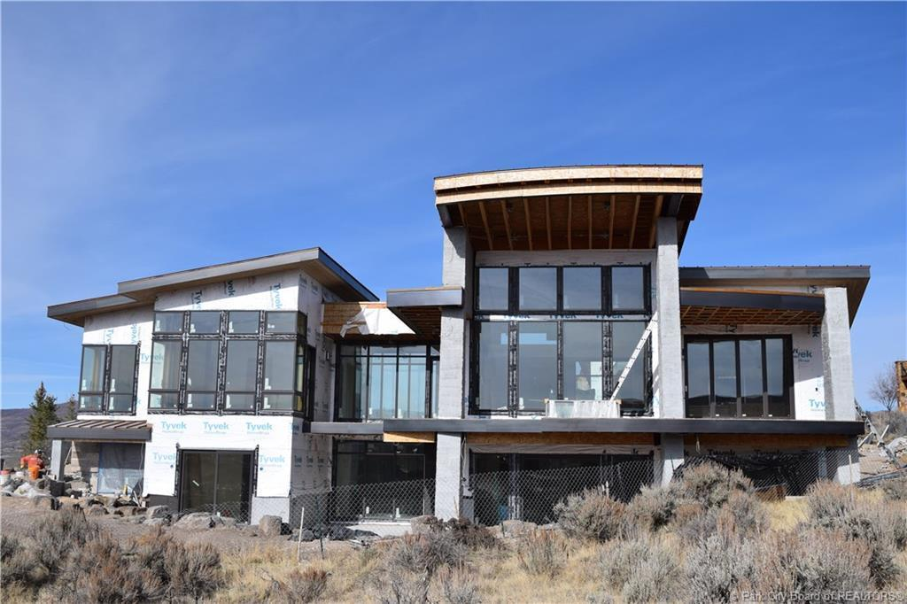 7186 N Westview Court, Park City, UT 84098 (MLS #11808361) :: High Country Properties