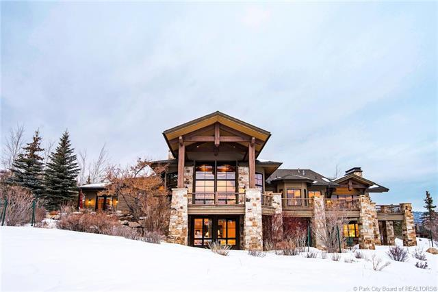 7418 Glenwild Drive, Park City, UT 84098 (MLS #11808362) :: High Country Properties