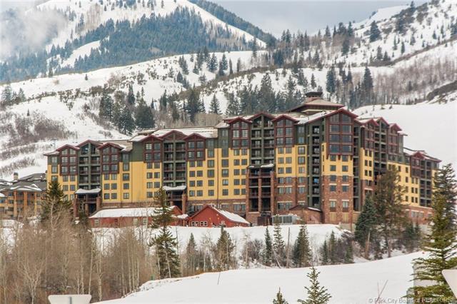3855 Grand Summit Drive 357/359 Q4, Park City, UT 84098 (MLS #11808373) :: High Country Properties