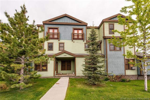 1499 Park Avenue #10, Park City, UT 84060 (MLS #11808377) :: High Country Properties