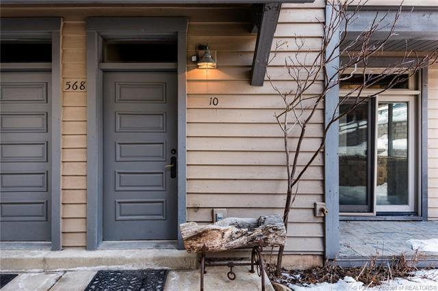 568 Deer Valley Drive #10, Park City, UT 84060 (MLS #11808394) :: High Country Properties