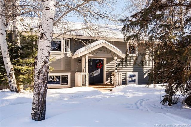 2538 Little Kate Road, Park City, UT 84060 (MLS #11808406) :: High Country Properties