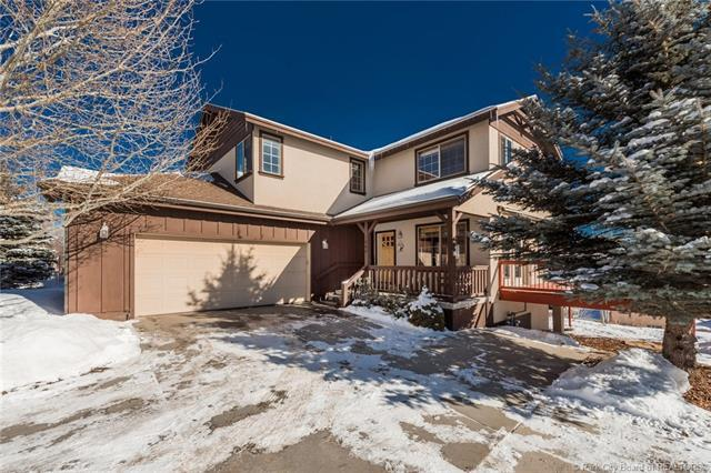5866 Fairview Drive, Park City, UT 84098 (MLS #11808428) :: Lookout Real Estate Group