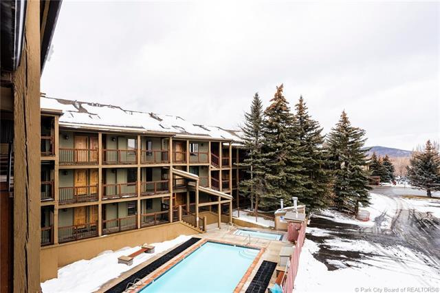 1530 Empire Avenue #309, Park City, UT 84060 (MLS #11808440) :: High Country Properties