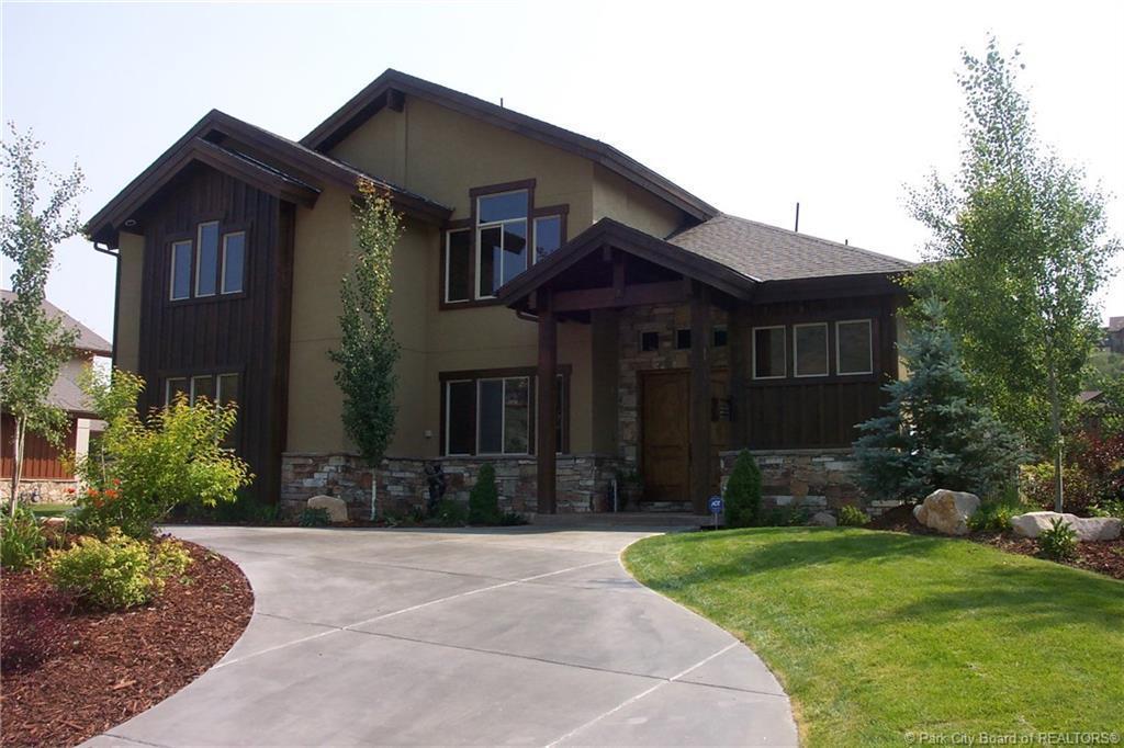 3047 West Creek Road, Park City, UT 84098 (MLS #11900013) :: High Country Properties