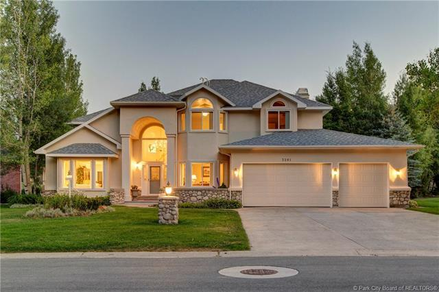 3201 W Creek Road, Park City, UT 84098 (MLS #11900040) :: High Country Properties