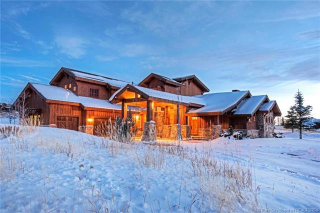 2426 Saddlehorn Drive, Park City, UT 84098 (MLS #11900052) :: The Lange Group