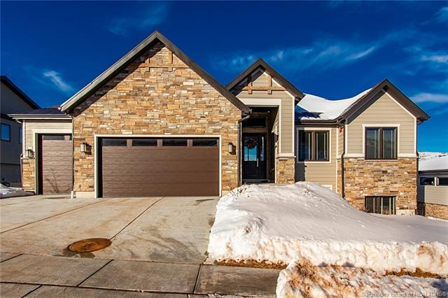 13215 E Alexis Drive, Kamas, UT 84036 (MLS #11900083) :: High Country Properties