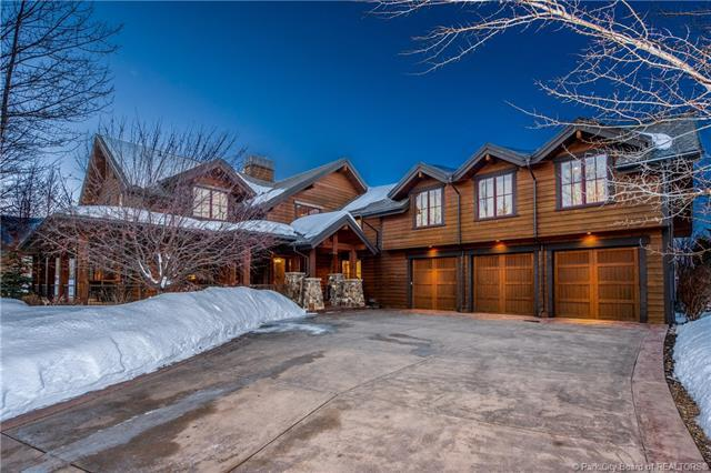 4731 Pace Drive, Park City, UT 84098 (#11900084) :: Red Sign Team