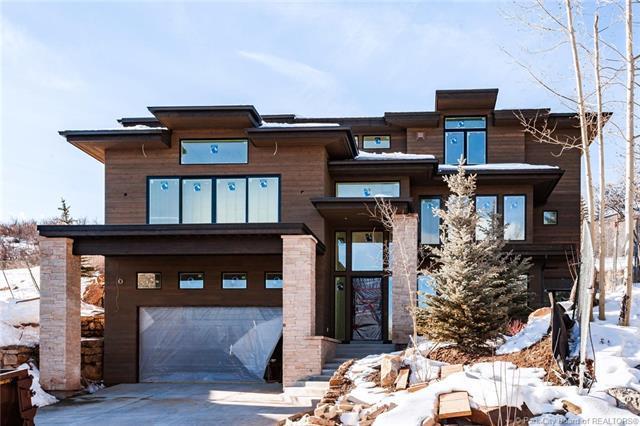 3121 Mountain Ridge Court, Park City, UT 84060 (MLS #11900097) :: High Country Properties