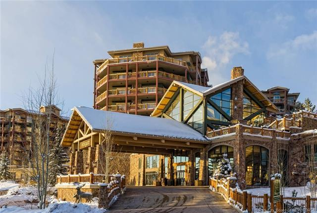 3000 Canyons Resort Drive 10-702, Park City, UT 84098 (MLS #11900116) :: High Country Properties