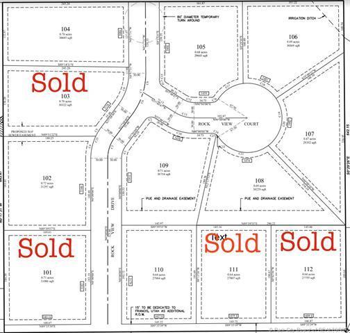 3086 Rock View Lot #104 Drive, Francis, UT 84036 (MLS #11900171) :: High Country Properties