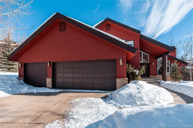 3050 Snowcloud Circle, Park City, UT 84060 (MLS #11900190) :: High Country Properties